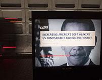 DC Metro Ad Campaign for The Public Notice