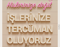 Çeviri Dükkanı Print Campaign