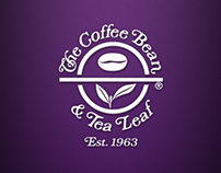'THE COFFEE BEAN & TEA LEAF' IPHONE APP CONCEPT DESIGN