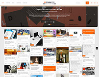 Pinnaite - Responsive Pinterest WordPress Theme