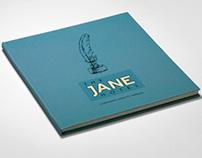 The Jane Hotel • Identity