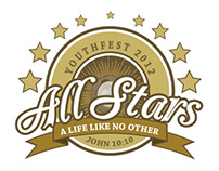 ALL STARS YOUTHFEST logo