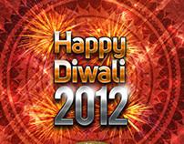 Diwali Poster Design - 2012