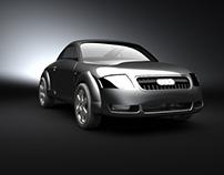 Modelado Audi TT