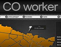 Pagina web - Coworker
