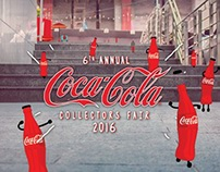 Malaysia Coca-Cola Collectors Fair 2016