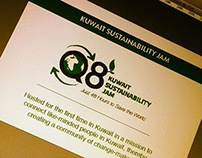 Workshop: Kuwait Sustainability Jam 2014