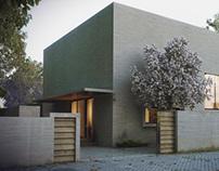 Caesarea Villa - Architecture Visualization