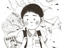 【我是好人】書籍插畫 / Illustration