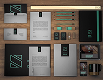 Niavis. Design | Branding samples