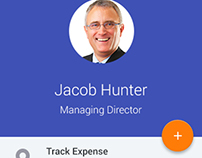 Expense Tracker - Android App -( proof of concept )