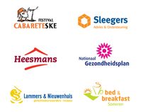 Several logo designs