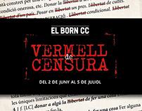Exposició Vermell de Censura
