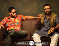 The Versus Show - Superhit Film Vs Festival Film