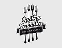 Branding Quatre Forquilles
