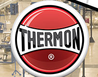 Logo Concepts: Thermon Manufacturing