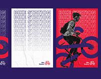 Bike Station - Branding