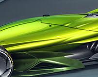 Franck Levivier McLaren Mach One