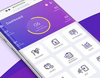 Associate Dashboard UI
