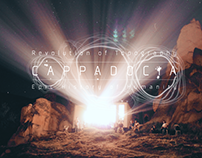 CAPPADOCIA Revolution of Topography