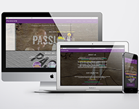PASSION slt - Website