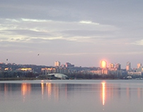 Dnipro is a river and a city