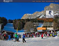 Saint Hilaire du Touvet  Site internet