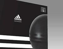 Adidas retouching