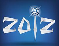 Volkswagen Calendar 2012