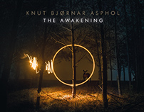 KNUT BJORNAR ASPHOL -The Awakening Digipack CD design