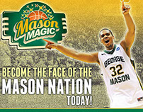 Become the Face of the Mason Nation