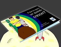 Livro infantil - O que eu quero ser quando crescer?