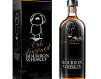 Dark Days Distillery Whiskey