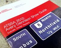 Avery Dennison ATSSA Show Guide