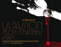 La Passion selon Saint Mathieu- JS Bach