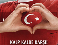 Ülker - Turkey National Football Team Print