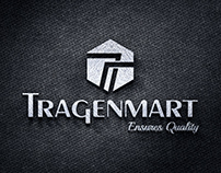 Tragenmart(Online Fashion Shop) Logo Design Project
