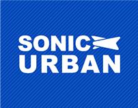 Sonic Urban Logo