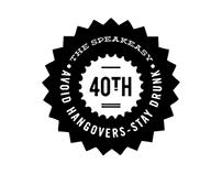 Lisa's 40th - Invitation