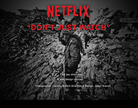 Netflix & Aleppo