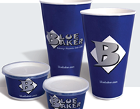 Blue Baker Packaging