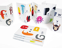 Illustrated Alphabet Books, Posters & Paper Frames