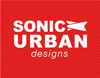 Sonic Urban T-Shirt Designs