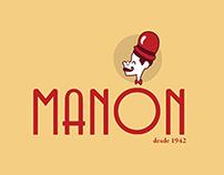 Manual da Marca - Manon