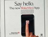 App Print Ad