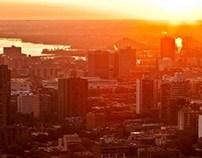 Points de vue sur Montréal