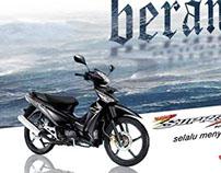 AHM   Honda Supra X