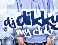 Album cover - Dj Dikky