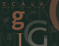 Scala Sans Font Study