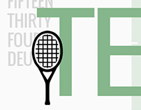 Tennis email banner